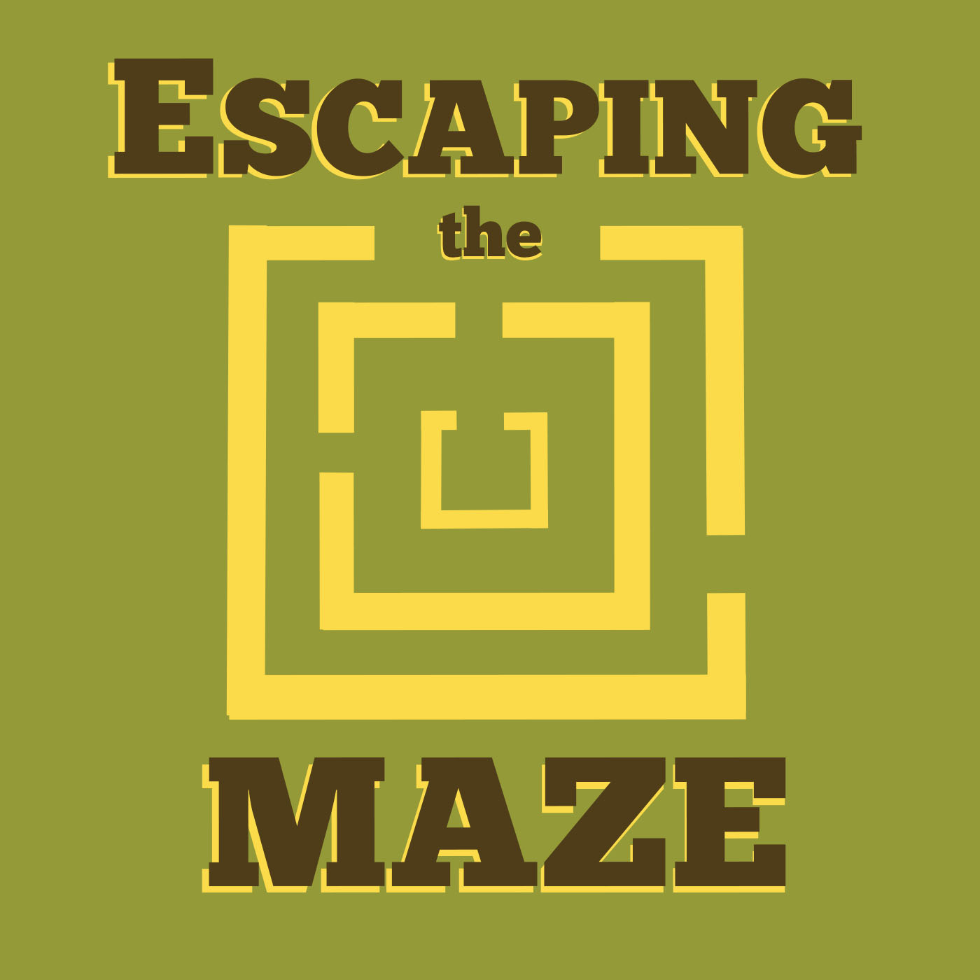 Escaping the Maze Podcast - A podcast devoted to prodigal sons and daughters through Biblical Scripture and commentary on news, politics, even entertainment as signs